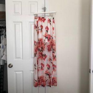 Show me Your MuMu maxi skirt